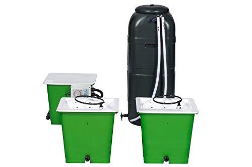 The Green Man System 2 Pot - Kit de Cultivo hidropónico