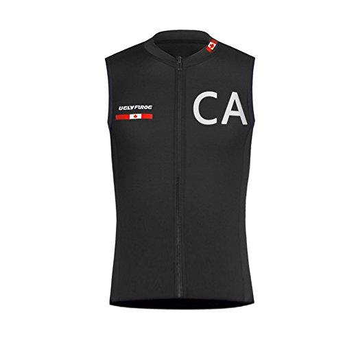 Uglyfrog #v01 2018 New Senza Maniche Magliette Jersey Uomo Mountain Bike Cycling Vest Camicia Top Abbigliamento Ciclismo Estate Style