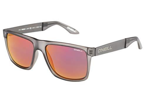 O'NEILL Magna Sunglasses, Matte Grey Crystal, 57 mm