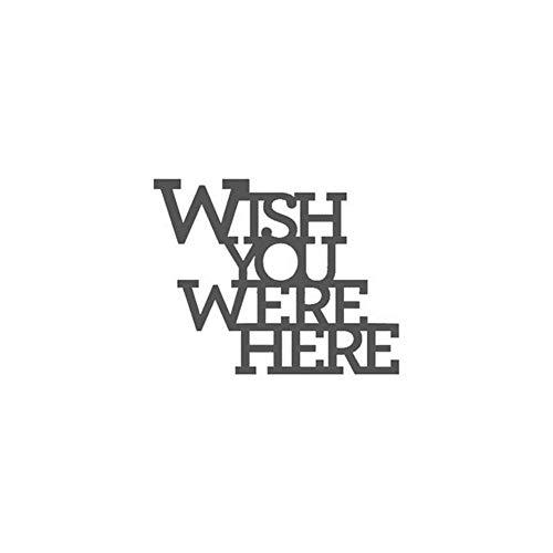 woord stirbt metalen snijijzeren nieuwe 2019 sjablonen voor doe-het-zelvers plakboek, kaart, decoratie, handpapier, reliëf, alfabet Dies, 39 x 50 mm