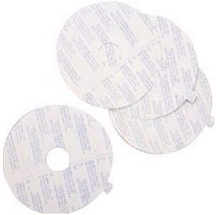 Max 84% OFF 72107IPK - Double-Faced Adhesive Tape Milwaukee Mall 1-5 Opening Stoma Disc 8