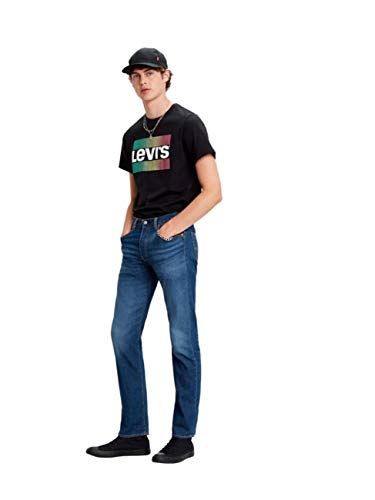 Levi\'s 501® Levi's®ORIGINAL FIT Jeans Herren Altha/Dark/LTWT - DE 42/44 (US 33/34) - Straight Leg Jeans