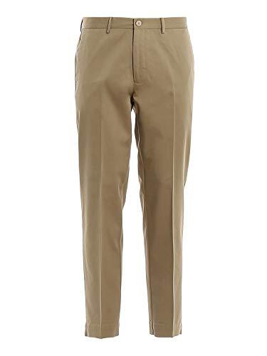 Incotex Luxury Fashion Uomo ZR851Z9290W520 Beige Cotone Pantaloni | Primavera-Estate 20