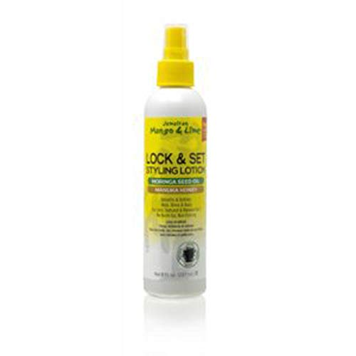Amaican Mango & Lime Lotion Coiffante Lock & Set Styling 236 ml