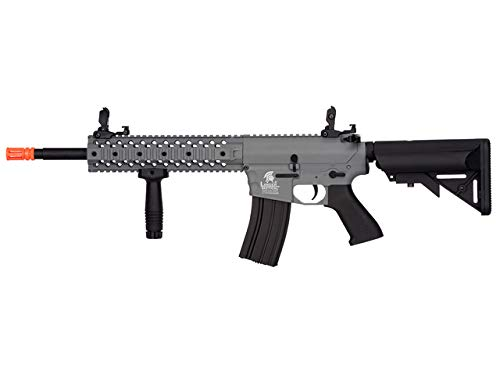 Lancer Tactical LT-12 M4 Gen 2 EVO AEG Airsoft Rifle (Gray with High FPS)