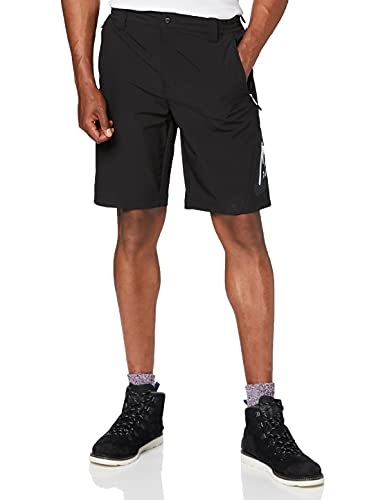 CMP 3T58767, Pantaloni Uomo, Nero (Black/Black), 52