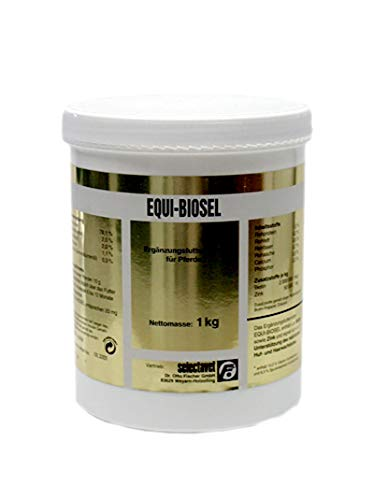 Selectavet 3 kg Equi-Biosel