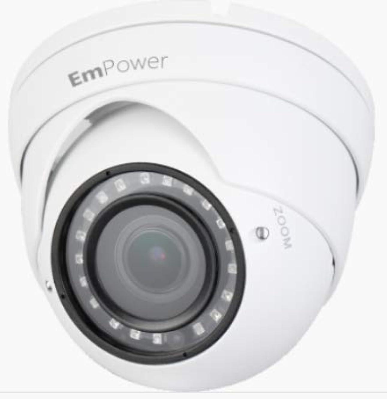 LTS HC-2EB-VF-SAL, Unisight HDCVI IR Eyeball Camera with varifocal Lens, 2MP, 2.7-13.5mm