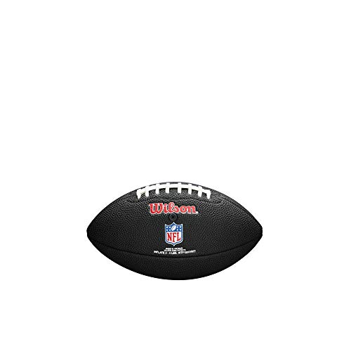Wilson Unisex-Youth Mini NFL Team Soft Touch American Football, New England Patriots