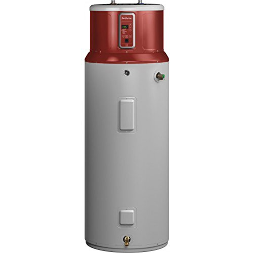 Product Image of the General Electric GEH80DFEJSR GEH80DFEJ-SR, 80 gal, Red