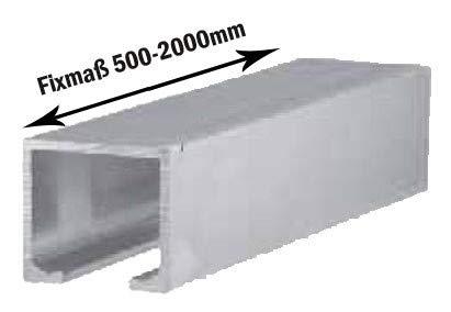 GEZE Rollan Laufrohr 40kg und 80kg Zuschnitt 1500mm