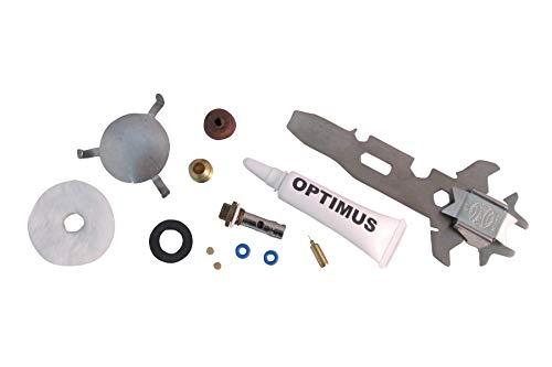 OPTIMUS 8017988 Kit d'entretien pour réchaud Hiker+ avec pièces de Rechange Transparent