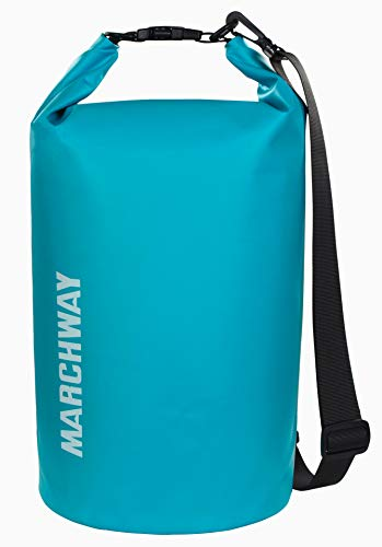 Our #2 Pick is the MARCHWAY Floating Waterproof Dry Bag Outdoor Gear