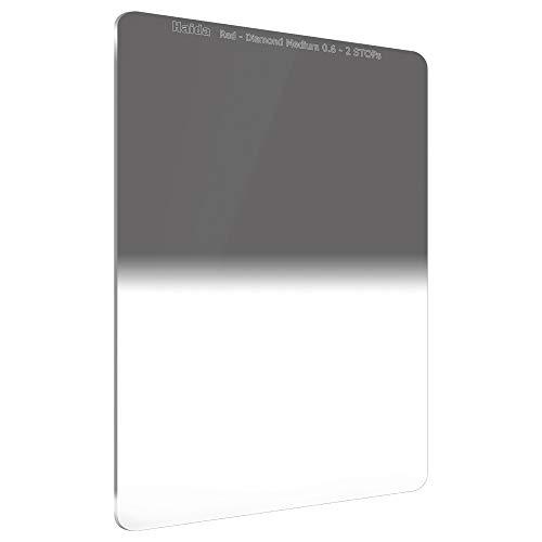 Haida Serie 100 Red Diamond Nano GND 0.6 Soft Medium Verlaufsfilter (2 Blendstufen)