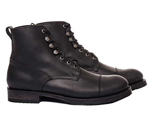 Sendra Boots Veterlaarzen model 9049 KASPAR Sprinter/Evolution zwart
