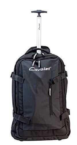 Cavalet Cargo BPT koffer, 65 cm, 70 liter, zwart