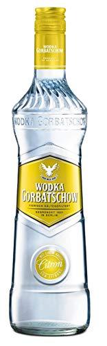 Gorbatschow Wodka Citron (1 x 0.7 l)