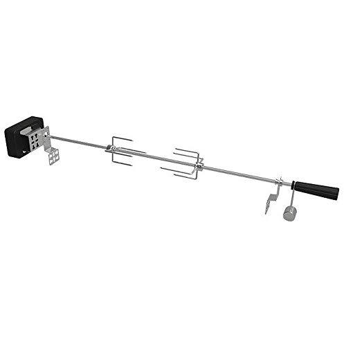 CHARGRILLER Char Griller–Asador–Rotisserie–para Wrangler y Super Pro