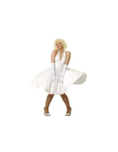 DISBACANAL Disfraz de Marilyn Monroe - -, M