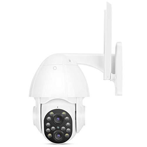 Control Remoto a Todo Color Tecnología estándar H.264 Sistema de vigilancia Cámara WiFi Visión Nocturna CCTV WiFi(European regulations)
