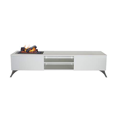 Xaralyn Elin TV-Bank mit Opti-Myst Cassette 400 Sideboard TV-Board Regal Kommode