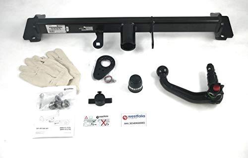 Abnehmbare Anhängerkupplung – AHK für BMW X3 (F25) (BJ 11/10-06/17), BMW X4 (F26) (BJ 06/14-04/18)