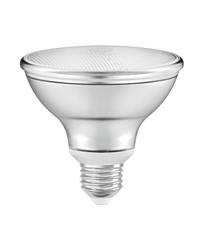 Osram LED-Reflektorlampe| Warm White (2700 K) | Sockel E27 | Dimmbar | ersetzt Reflektorlampen mit 75 W | 8,00 W | PARATHOM PAR30 DIM