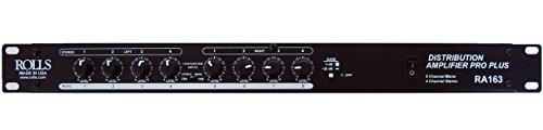 Find Bargain Rolls RA163 8-Channel Distribution Amplifier