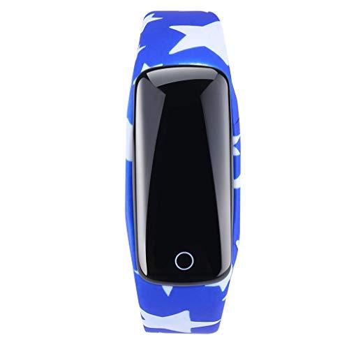 Fitness Armband, Fitness Trackers Smart Uhr, Wasserdicht v8plus Bluetooth Aktivitätstracker mit und Schrittzähler Stoppuhr Pulsmesser Damen Herren Anruf SMS Vibrationsalarm für Handy