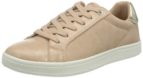 ONLY ONLSHILO-32 PU Croc Sneaker, Zapatillas Mujer, Color Carne, 38 EU