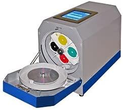 RTI Cd and Dvd DiscCheck Resurfacing Machine - Eco Senior -Disc Resurfacer, Scratch Repair, Check