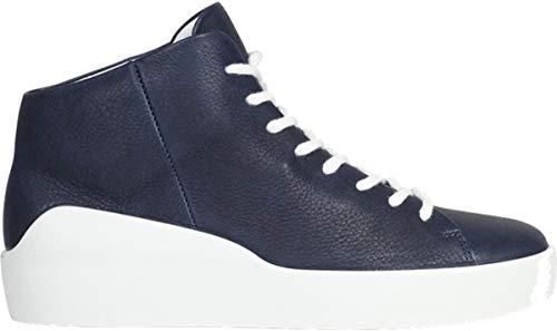The Last Conspiracy Damen Hightop-Sneaker in Dunkelblau 36