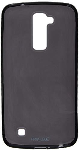 Privilege Basic Capa Protetora flexível para LG K10, preto