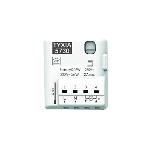 Delta Dore Receptor inalámbrico Tyxia 5730 para persianas motorizadas grandes - Centralización | persiana motorizada conectada | programación - 6351402