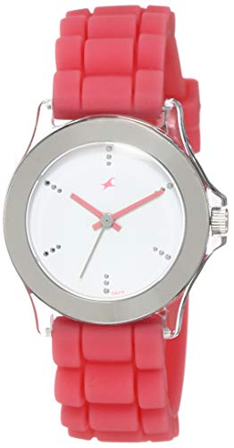 Fastrack NG9827PP07J Beach Analog Watch  – For Women
