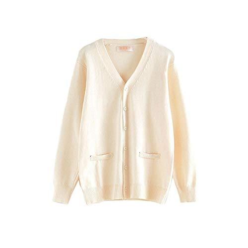 hengGuKeJiYo Himiko Toga JK Uniform, My Hero Academia Boku kein Held Cosplay Kostüm Damen Matrosenanzüge mit Cardigan Girls Academy Uniform