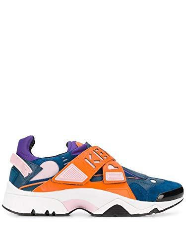 Kenzo Luxury Fashion Herren F955SN351L5217 Orange Sneakers   Frühling Sommer 20