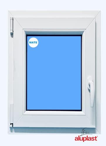 ECO-BLU (V31M) Ventana Pvc 500x800 mm Oscilobatiente Izquier