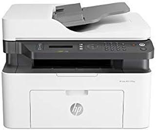 HP Laser MFP 137fnw - Impresora láser multifunción (imprime, copia y escanea, 20 ppm, LED, USB 2.0 de alta velocidad, FAX,...
