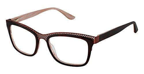 gx by GWEN STEFANI Women's GX 035 Tortoise 52mm Eyeglasses, Size...