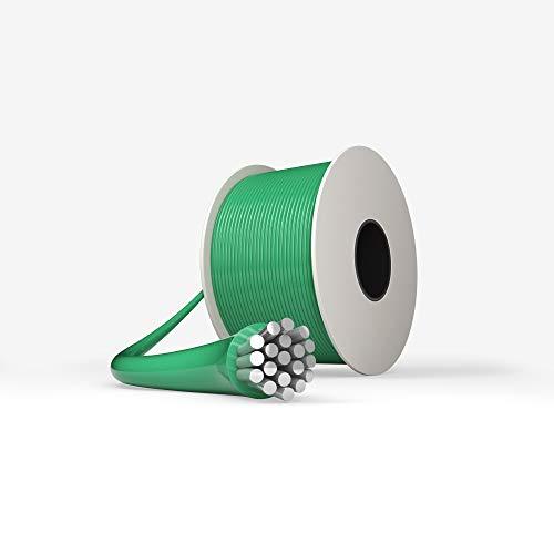 kanoo® Begrenzungskabel für Mähroboter aller gängigen Marken – 250 m hochwertiger & wetterfester Begrenzungsdraht aus Qualitätskupfer für Rasenroboter von Husqvarna, Gardena, Bosch, Stihl, uvm.