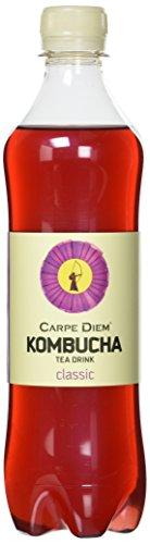 Carpe Diem Kombucha Classic, 12er Pack (12 x 500 ml)
