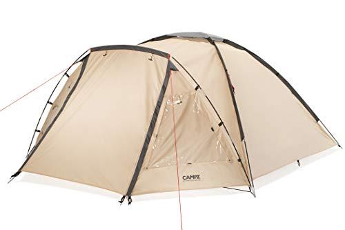 CAMPZ Bayland 4P Zelt beige 2020 Camping-Zelt