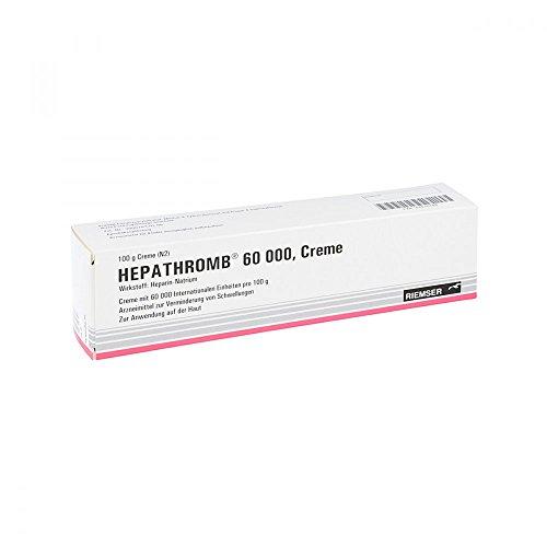 Hepathromb Creme 60.000, 100 g