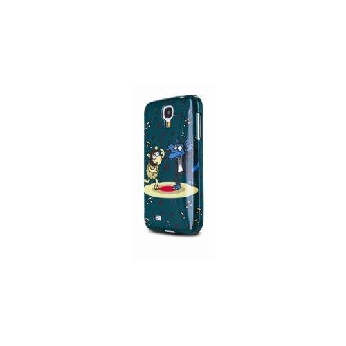 Kukuxumusu KUCT004 - Funda TPU para Samsung Galaxy S4 i9500, diseño Wolf Fiction