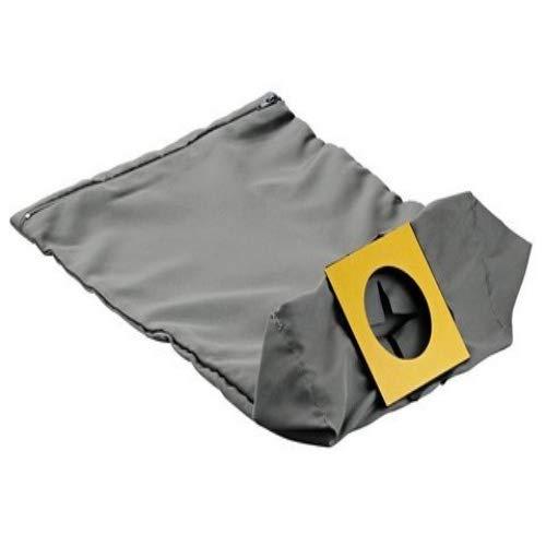 WENKO Universal-Staubsaugerbeutel - Passend auf alle Staubsauger-Typen, Polyester, 35 x 7.2 x 25.5 cm, Grau