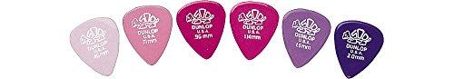 Dunlop Delrin Standard Guitar Pick 1.14 mm 1 Dozen