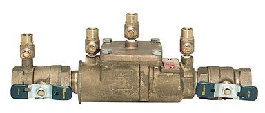 In-line Double Check Valve Assemblies 1 Fpt by Watts