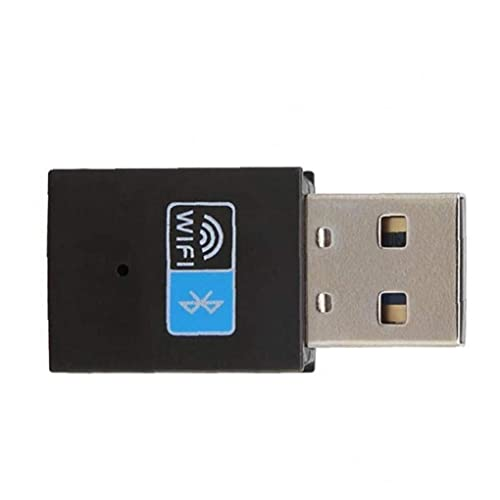 FeelMeet USB WiFi Adaptador inalámbrico de 2,4 GHz a 150 Mbps 802.11b / g/n Portátil para Multi Red Uso de la Tarjeta Dongle