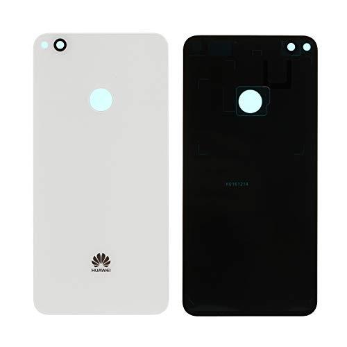 Tapa de batería carcasa trasera para Huawei P8 Lite 2017, color blanco